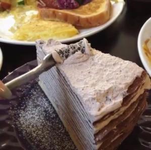 马六甲美食 千層蛋糕